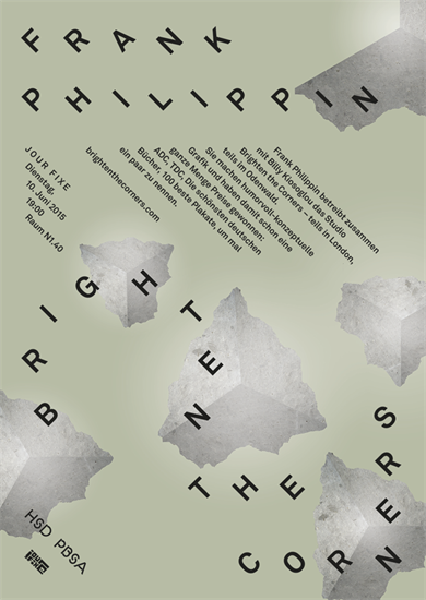Frank Philippin, jour fixe Postera