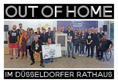 Out of Home poster