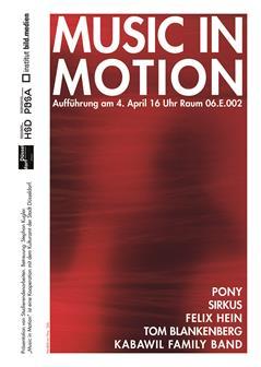 MusicinMotion