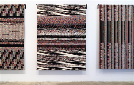 Glitch-Carpets by Phillip David Stearns