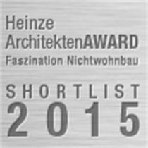 Heinze Architekten Award - Shortlist 2015